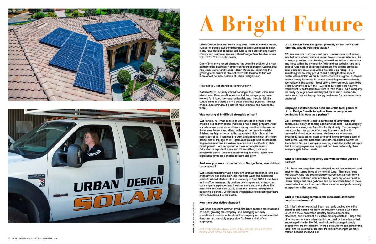 Upgraded Living: A Brighter Future