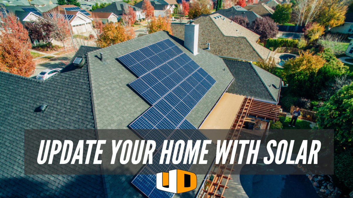 Update Your Home with Solar